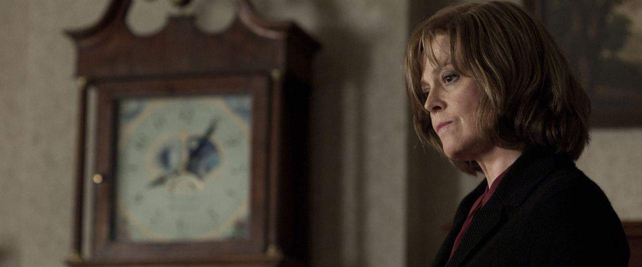 Un monstruo viene a verme: Sigourney Weaver