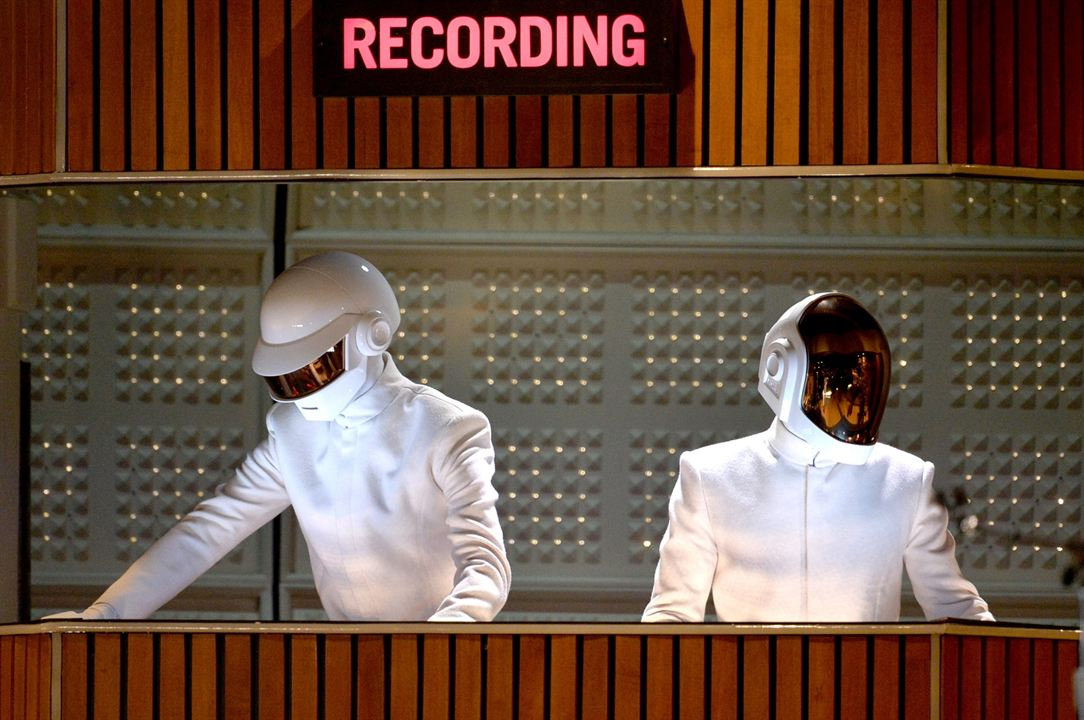 Daft Punk Unchained: Guy-Manuel de Homem-Christo, Thomas Bangalter