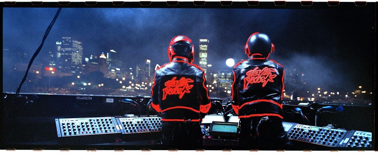 Daft Punk Unchained : Foto Guy-Manuel de Homem-Christo, Thomas Bangalter