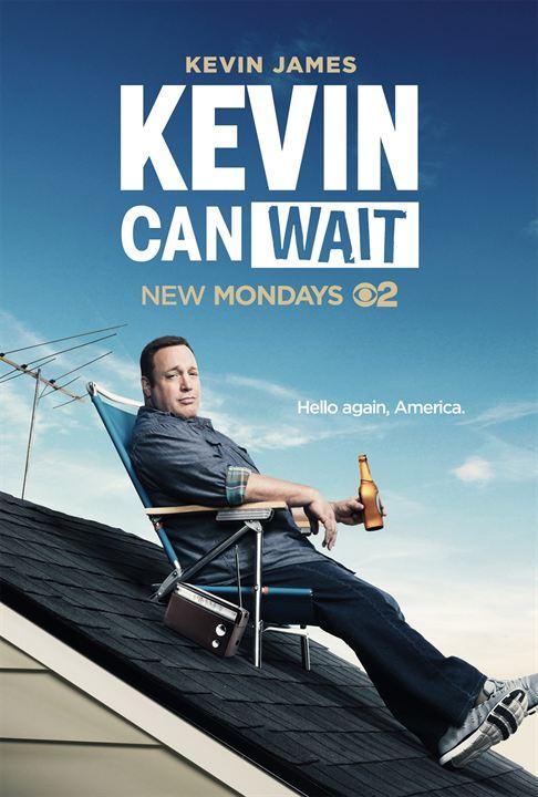 Kevin puede esperar : Cartel