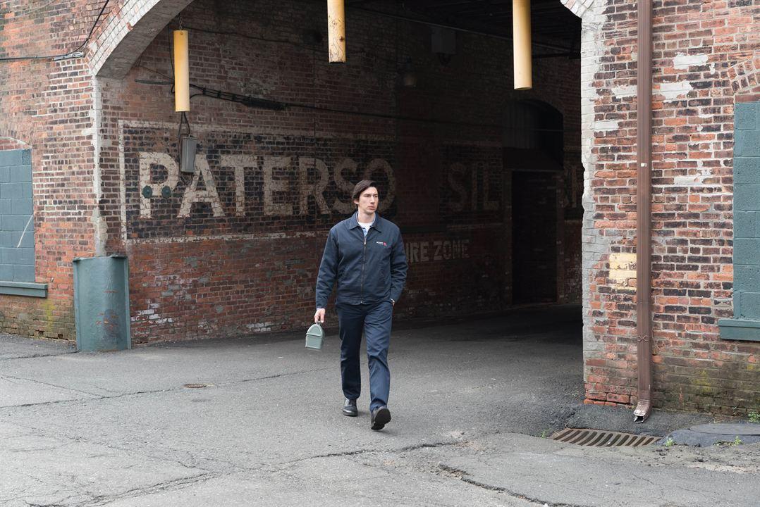 Paterson: Adam Driver