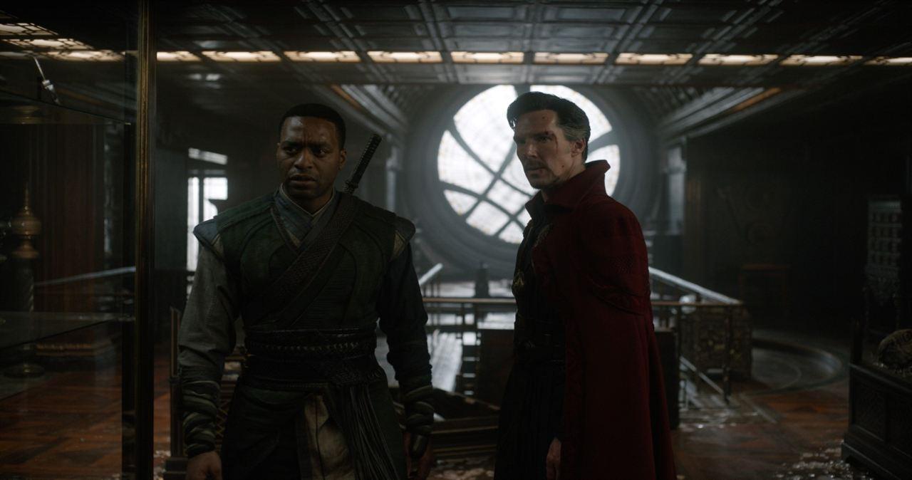 Doctor Strange (Doctor Extraño) : Foto Benedict Cumberbatch, Chiwetel Ejiofor