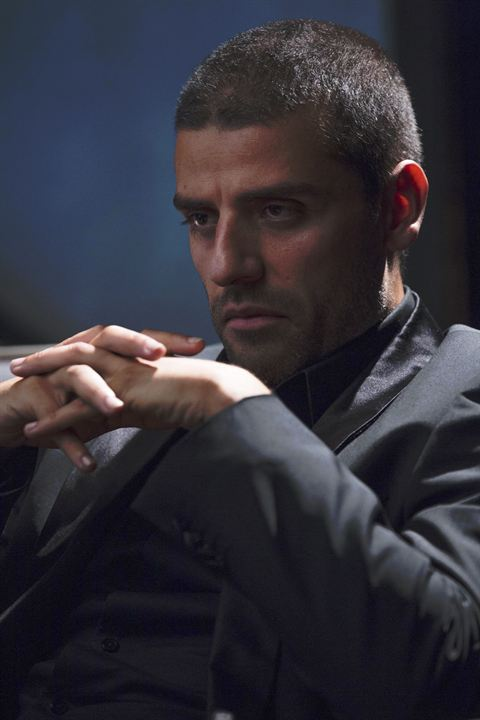 Atrapados : Foto Oscar Isaac