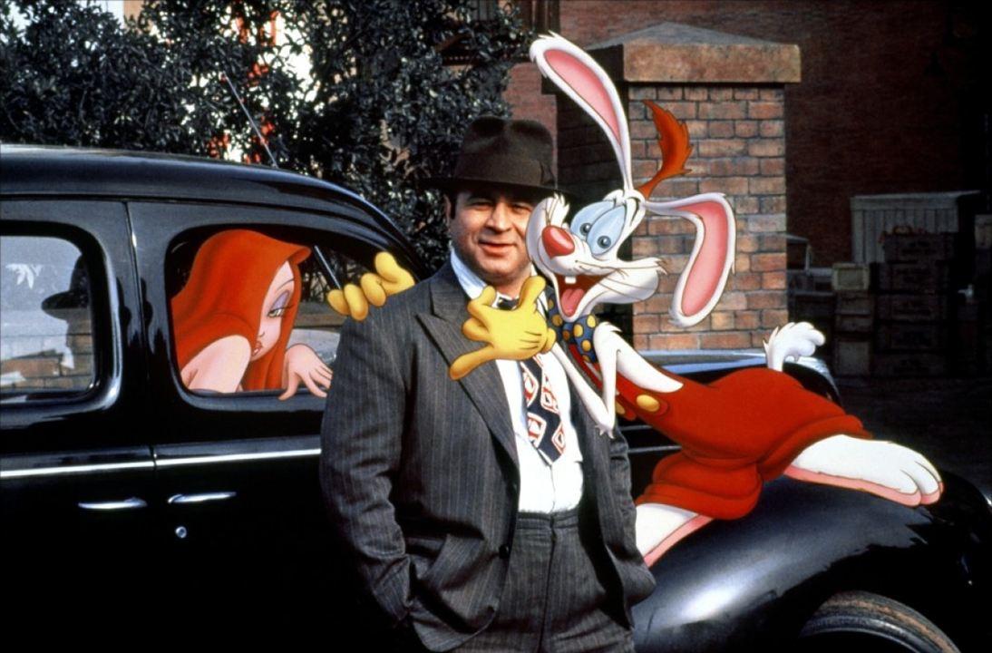 ¿Quién engañó a Roger Rabbit?: Bob Hoskins