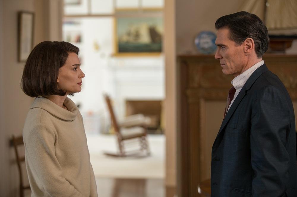 Jackie: Natalie Portman, Billy Crudup