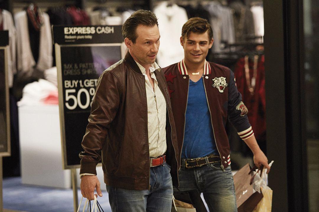 King Cobra: Christian Slater, Garrett Clayton