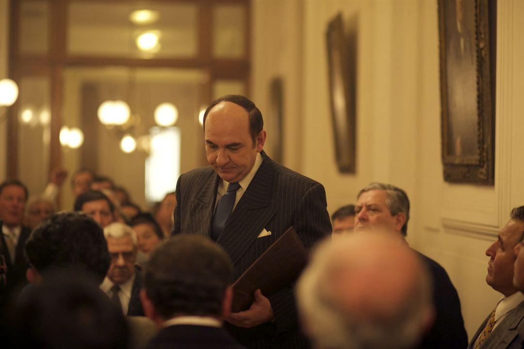Neruda: Luis Gnecco