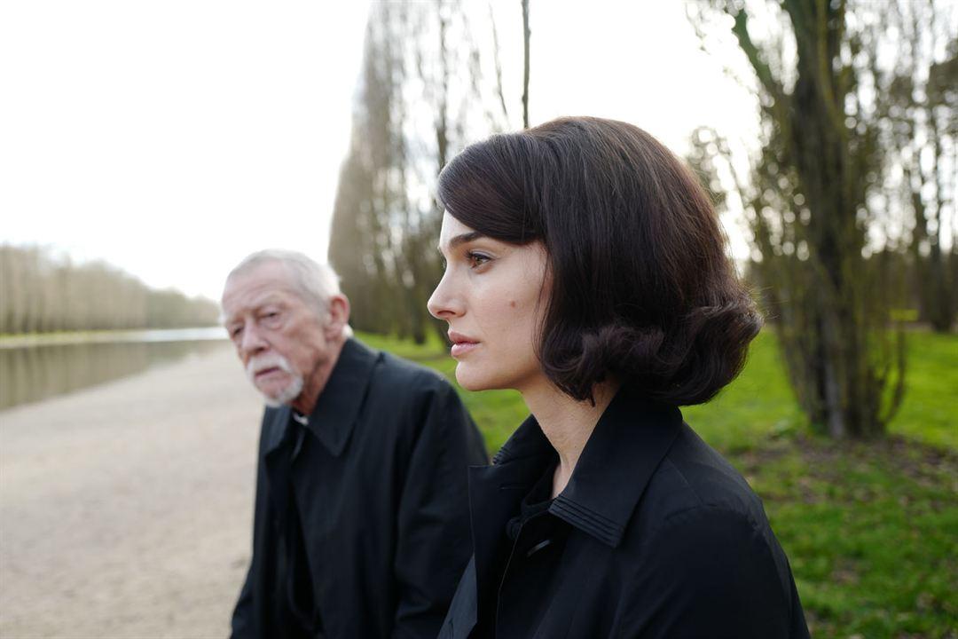 Jackie: Natalie Portman, John Hurt