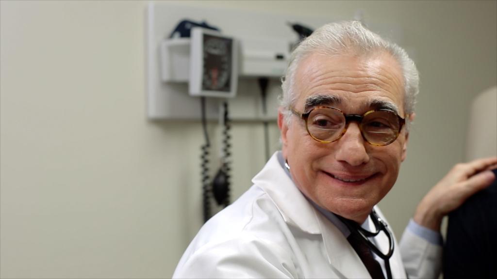 Foto Martin Scorsese
