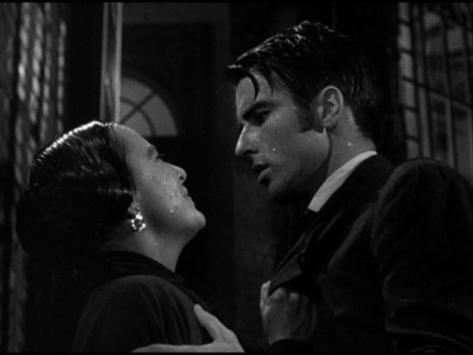 La heredera: Montgomery Clift, Olivia de Havilland