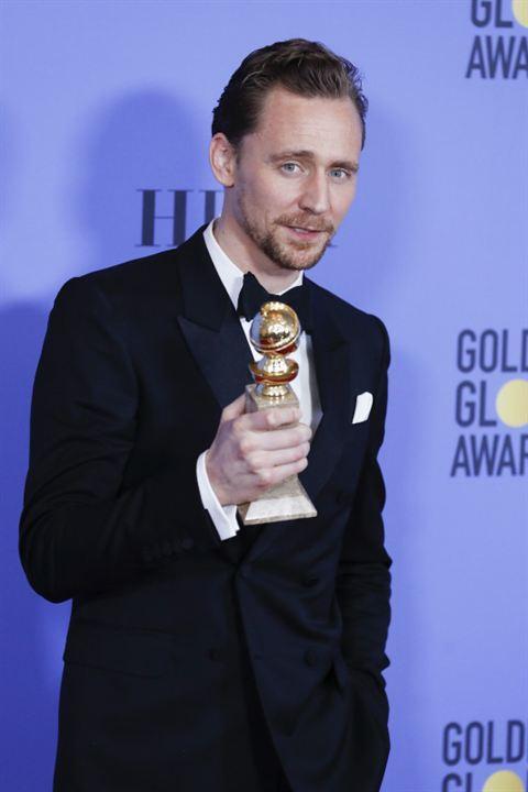 Couverture magazine Tom Hiddleston