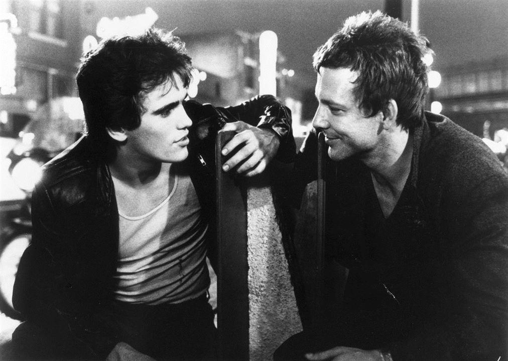 La ley de la calle: Mickey Rourke, Matt Dillon