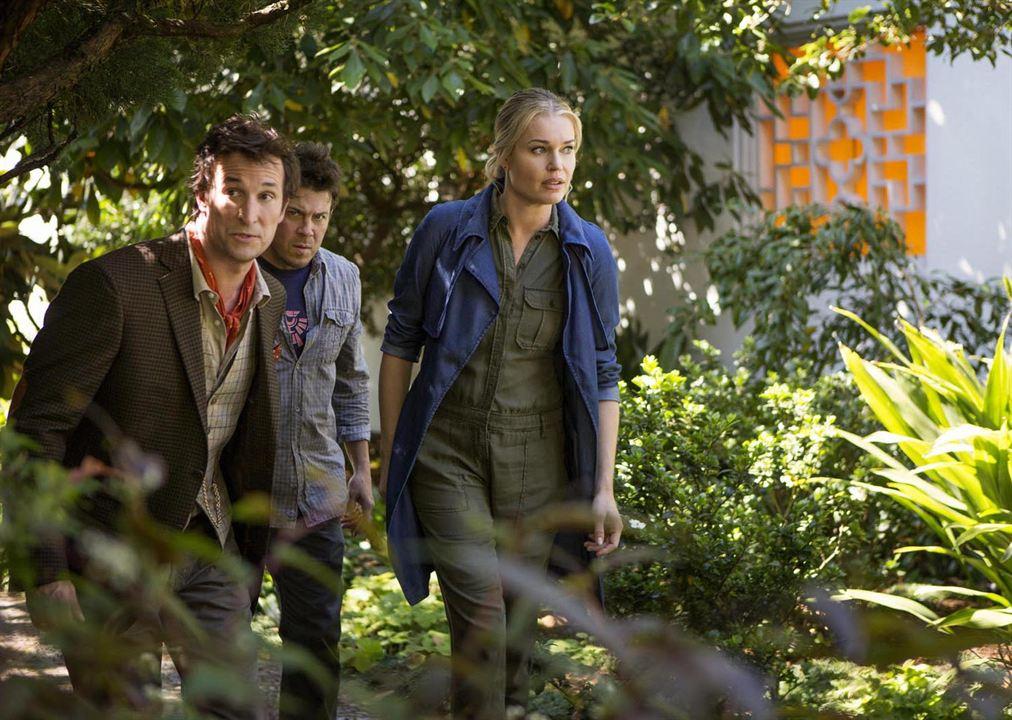 Foto Christian Kane, Noah Wyle, Rebecca Romijn