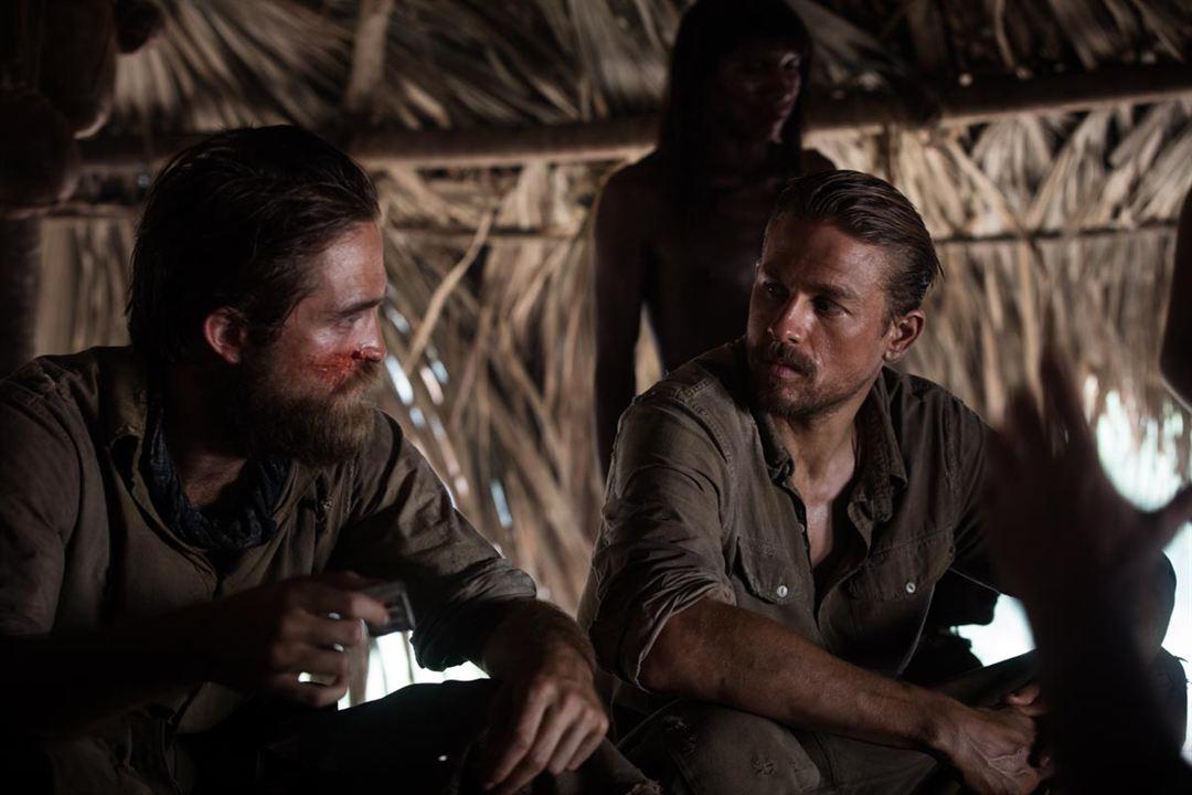 Z, la ciudad perdida : Foto Charlie Hunnam, Robert Pattinson