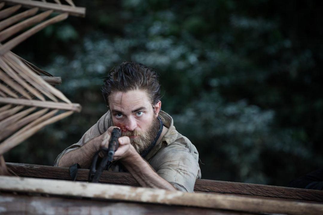 Z, la ciudad perdida : Foto Robert Pattinson