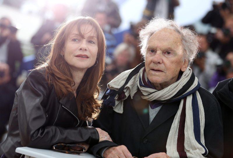 Amor: Jean-Louis Trintignant, Isabelle Huppert