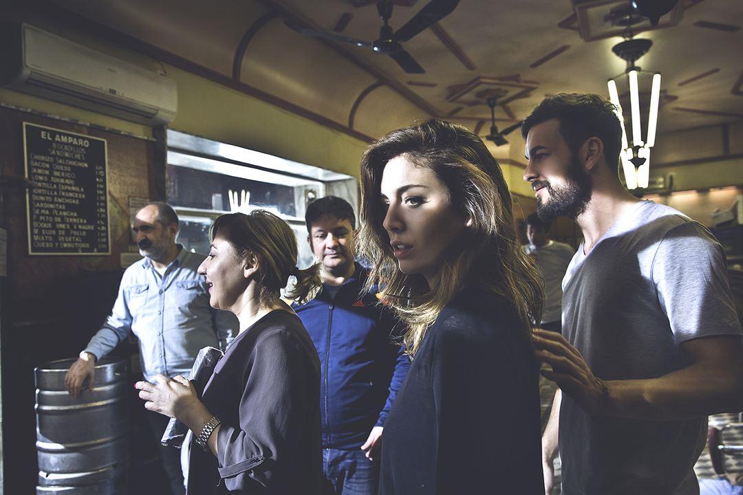 El Bar : Foto Blanca Suárez, Carmen Machi, Joaquín Climent, Mario Casas, Secun de la Rosa