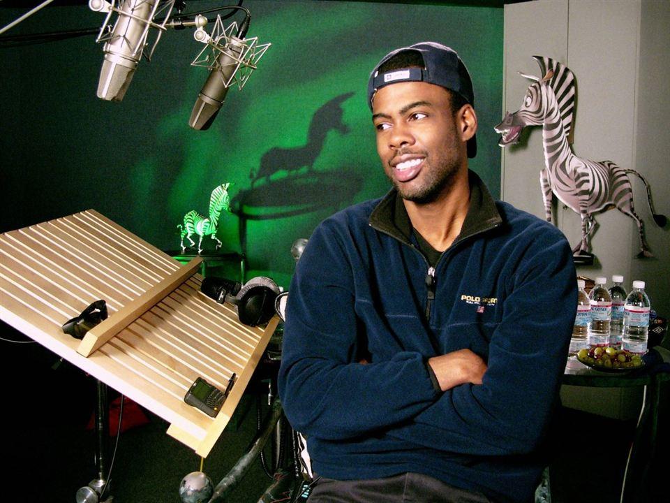 Madagascar: Chris Rock