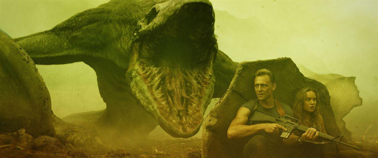 Kong: La Isla Calavera : Foto Brie Larson, Tom Hiddleston