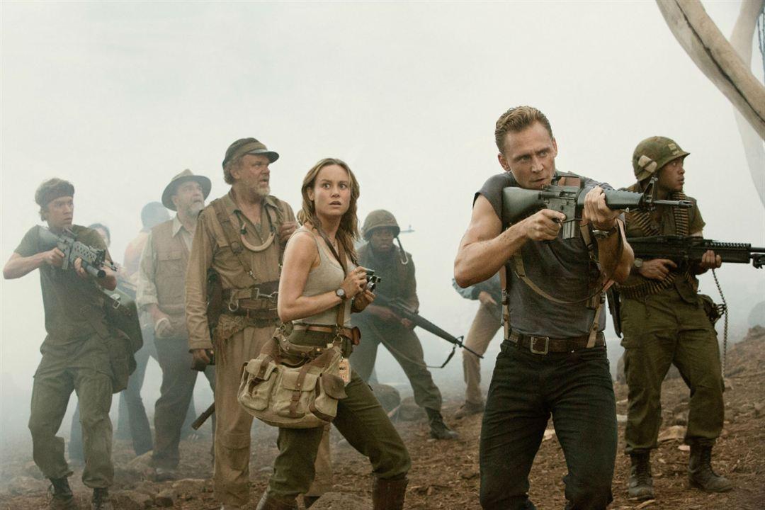 Kong: La Isla Calavera : Foto Brie Larson, John C. Reilly, John Goodman, Thomas Mann (II), Tom Hiddleston