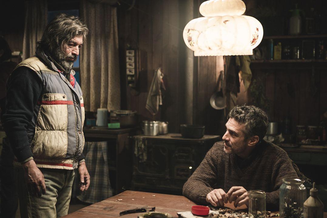 Nieve negra: Ricardo Darín, Leonardo Sbaraglia
