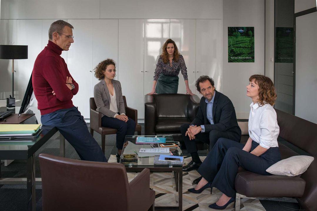 Corporate : Foto Alice de Lencquesaing, Céline Sallette, Lambert Wilson, Stéphane De Groodt