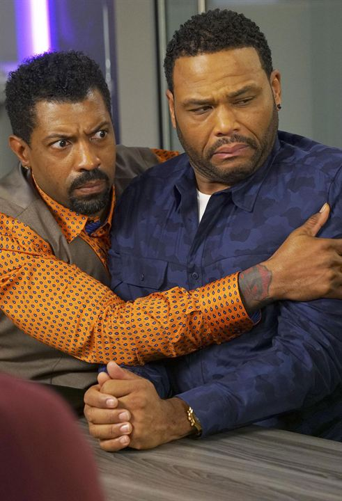 Foto Anthony Anderson, Deon Cole