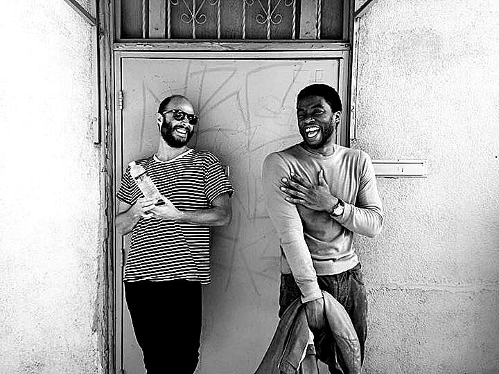 Message from the King: Chadwick Boseman, Fabrice Du Welz