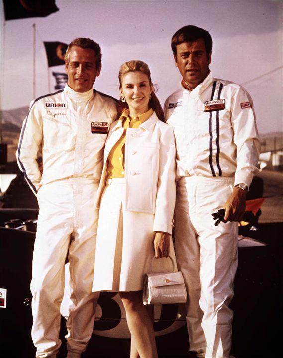 500 millas : Foto Joanne Woodward, Paul Newman, Robert Wagner