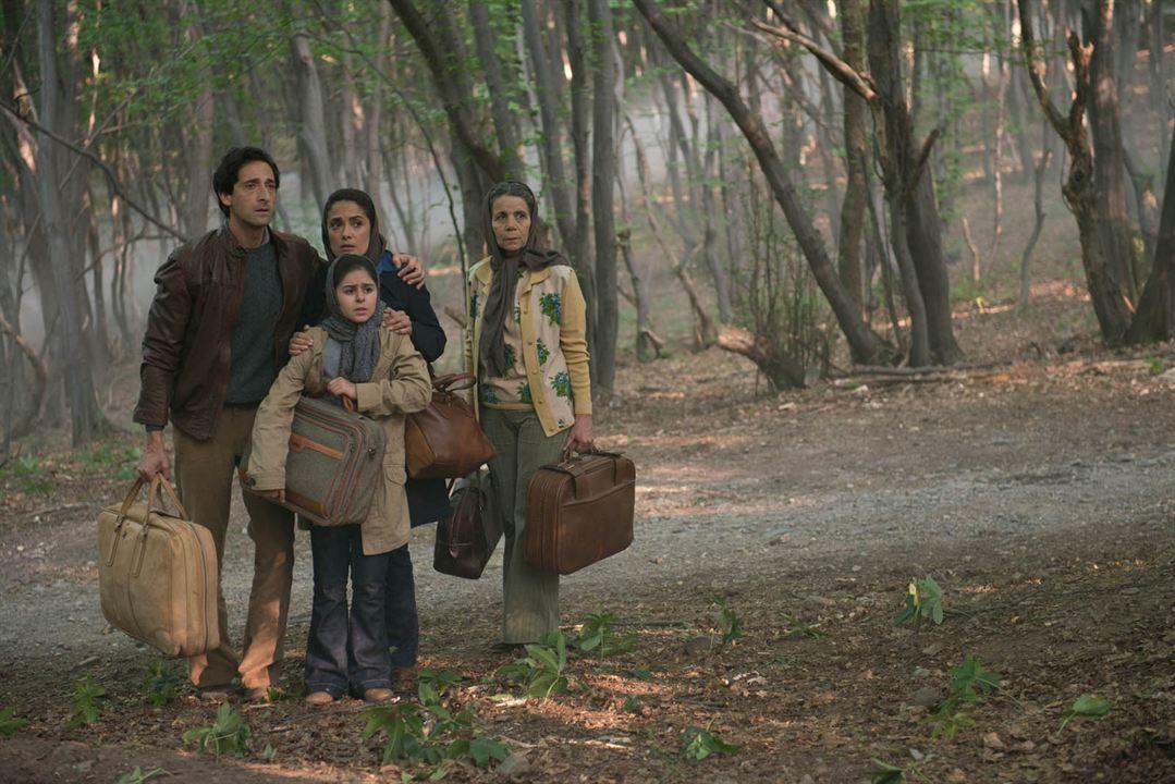 Septembers Of Shiraz: Adrien Brody, Salma Hayek