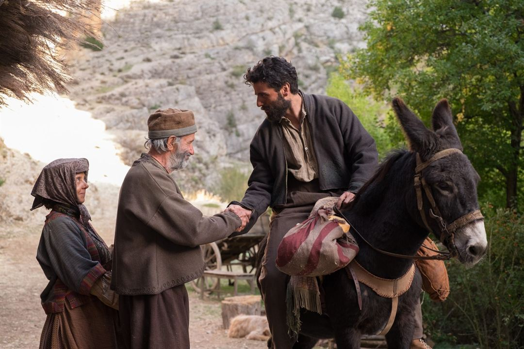 La promesa : Foto Oscar Isaac