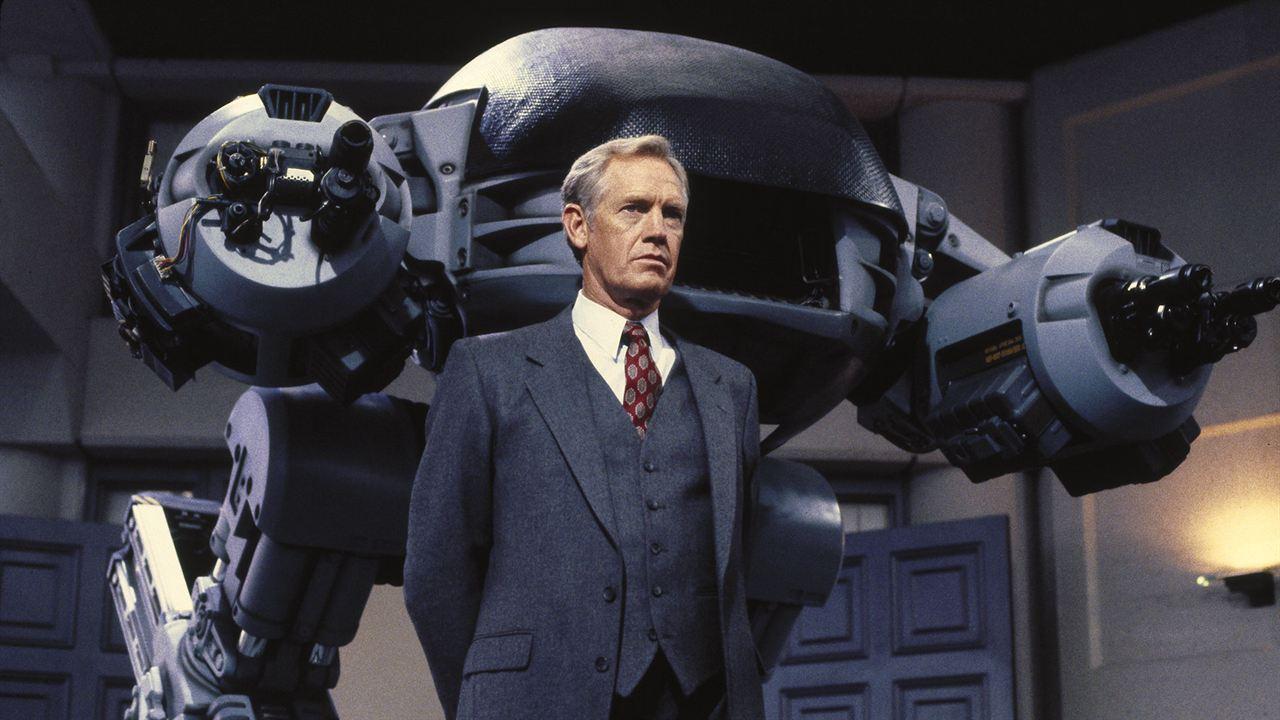 RoboCop : Foto Ronny Cox