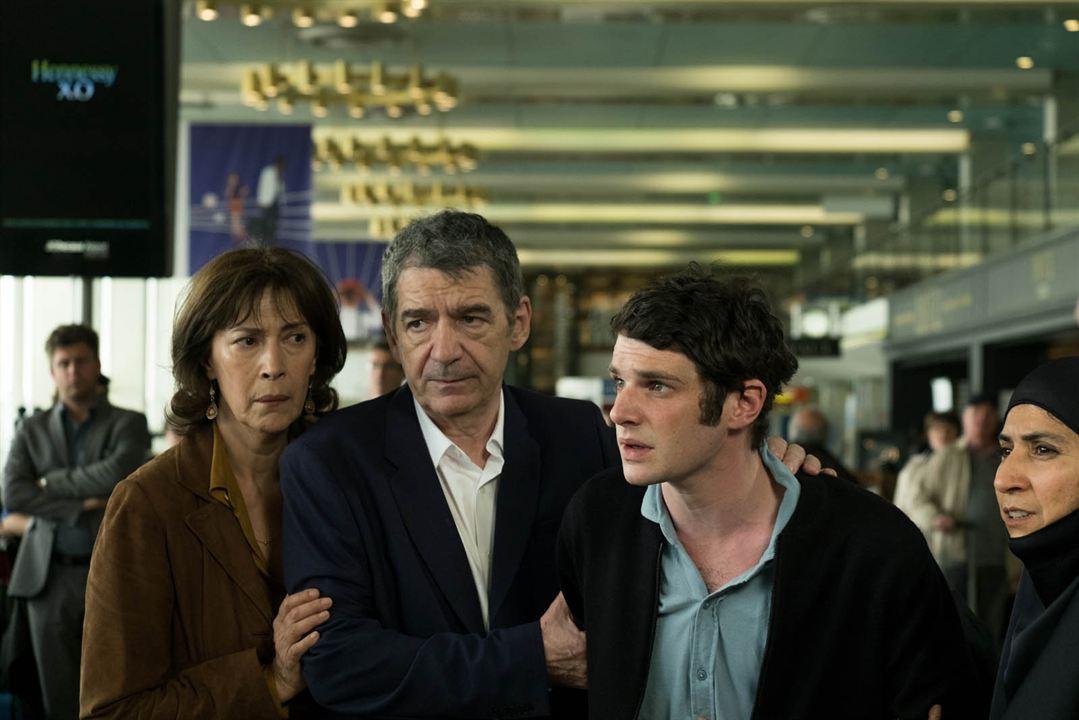 Foto Anne Alvaro, Behi Djanati Atai, Félix Moati, Predrag 'Miki' Manojlovic