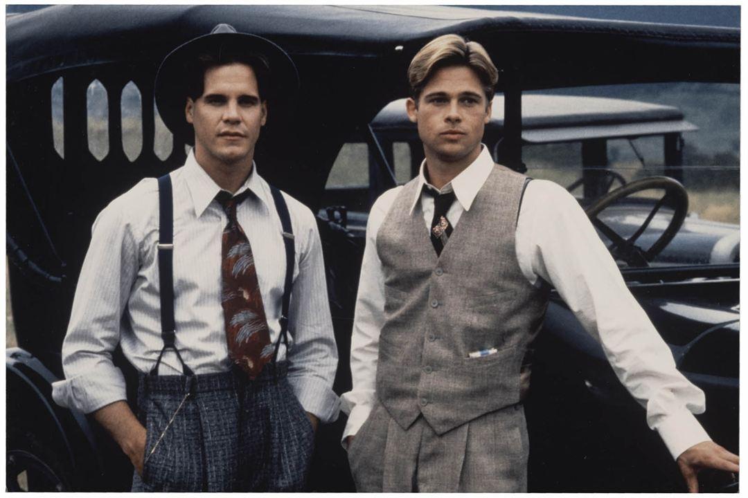 El río de la vida: Craig Sheffer, Brad Pitt