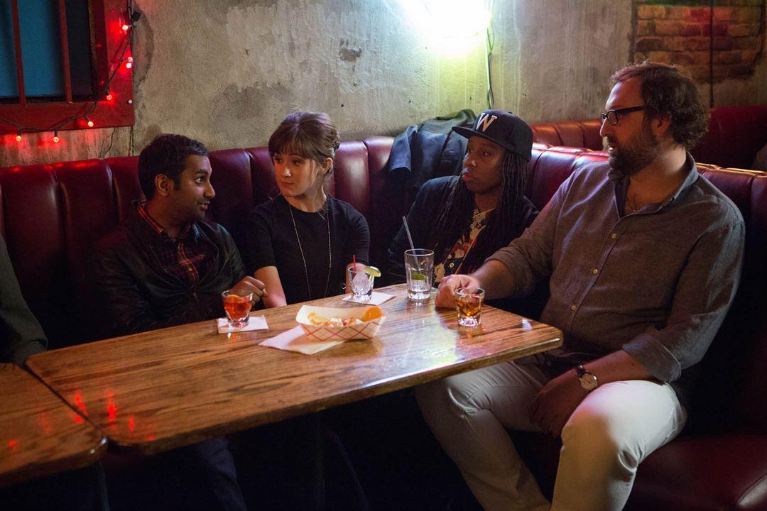 Foto Aziz Ansari, Eric Wareheim, Lena Waithe, Noël Wells