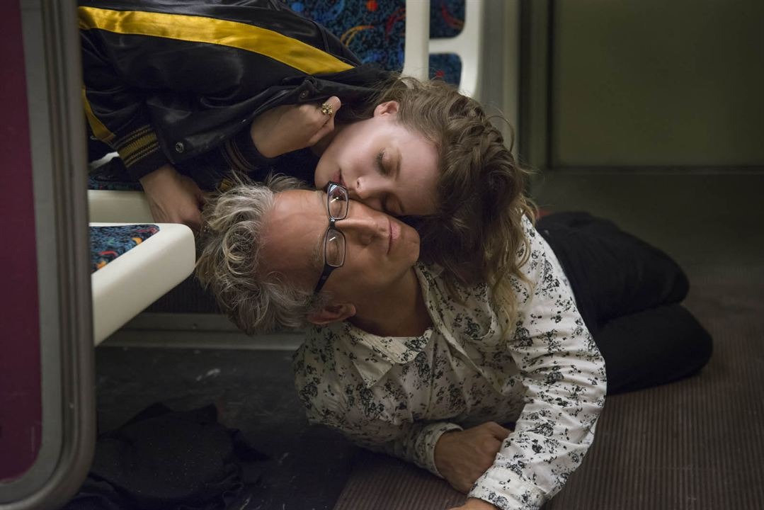Foto Andy Dick, Gillian Jacobs