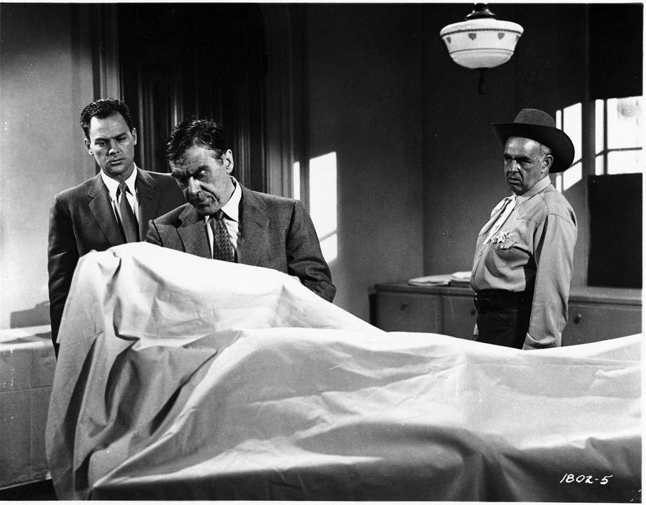 Tarántula: Clint Eastwood, Leo G. Carroll, John Agar