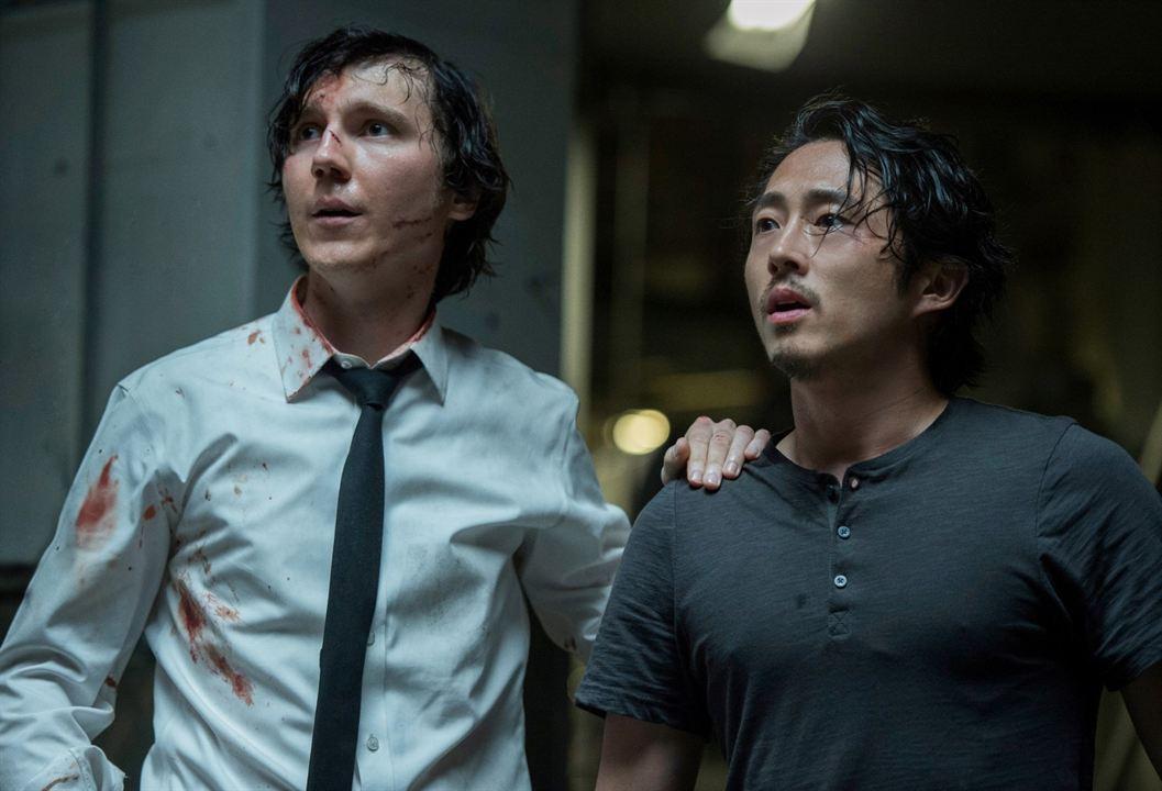 Okja: Steven Yeun, Paul Dano