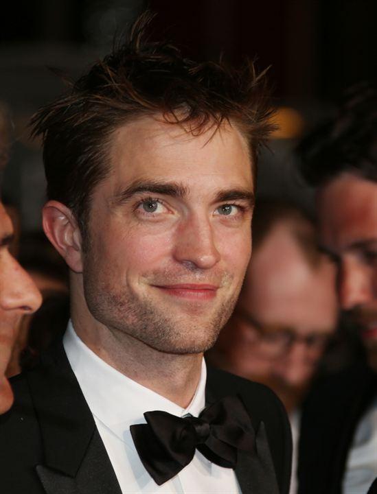 Couverture magazine Robert Pattinson