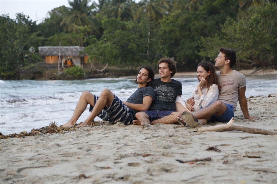 Foto Amadeus Serafini, Carly Brooke, Jon Rudnitsky, Pico Alexander
