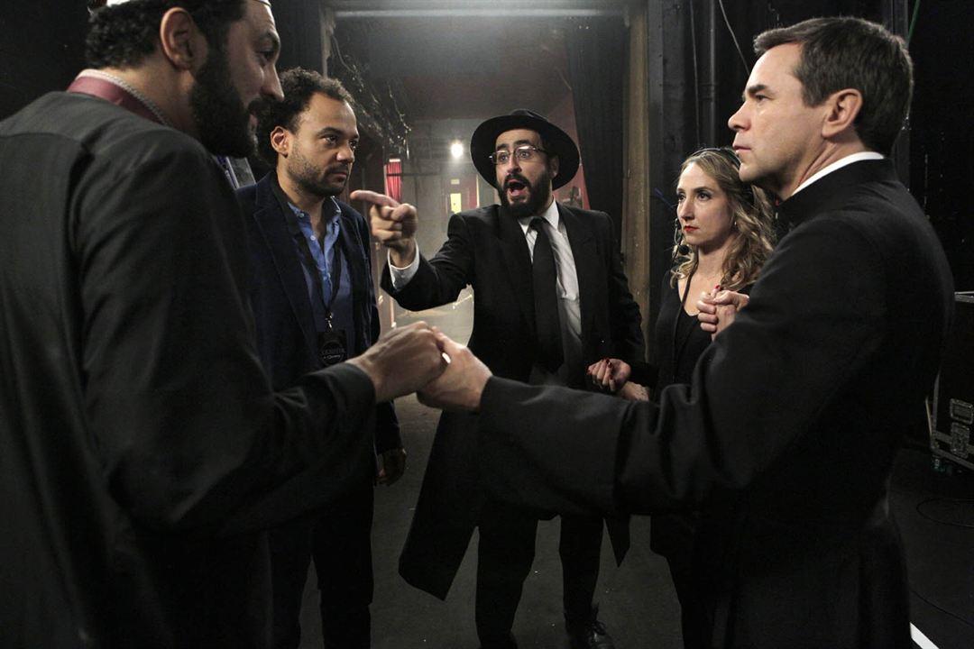Foto Audrey Lamy, Fabrice Eboué, Guillaume De Tonquédec, Jonathan Cohen, Ramzy Bedia