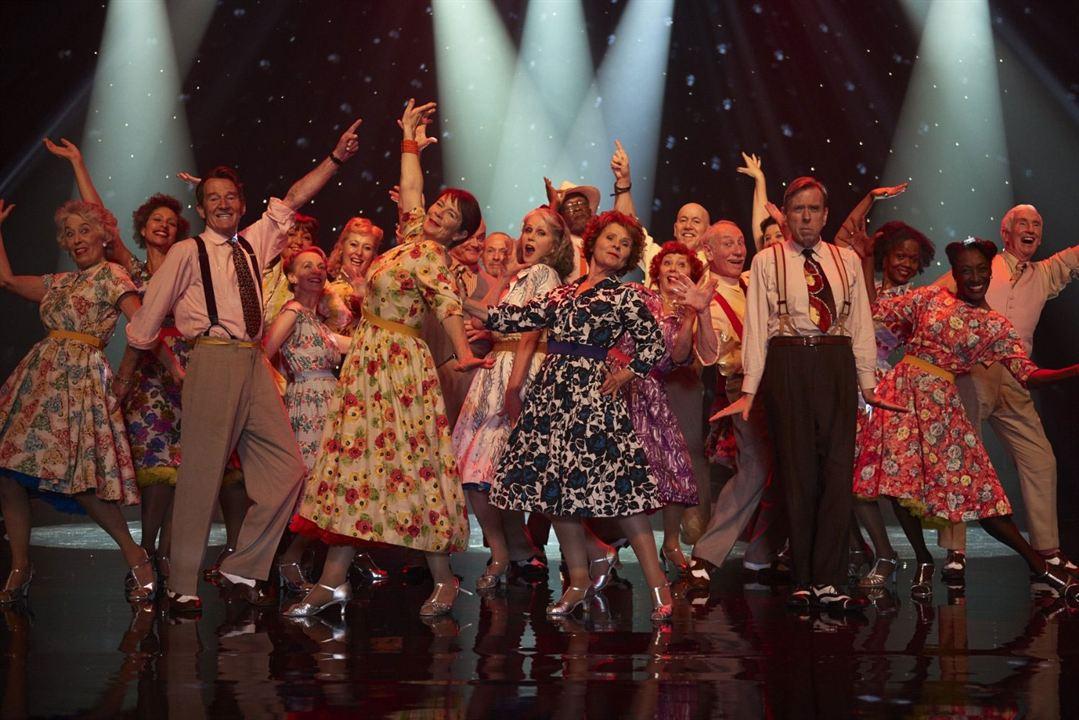 Bailando la vida : Foto Celia Imrie, David Hayman, Imelda Staunton, Joanna Lumley, Timothy Spall