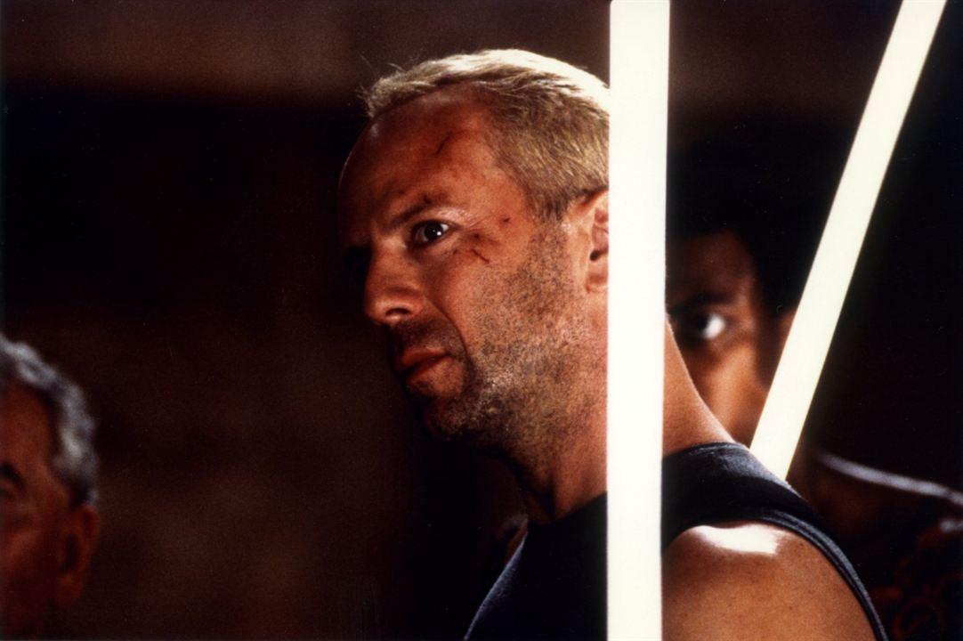 El quinto elemento: Bruce Willis
