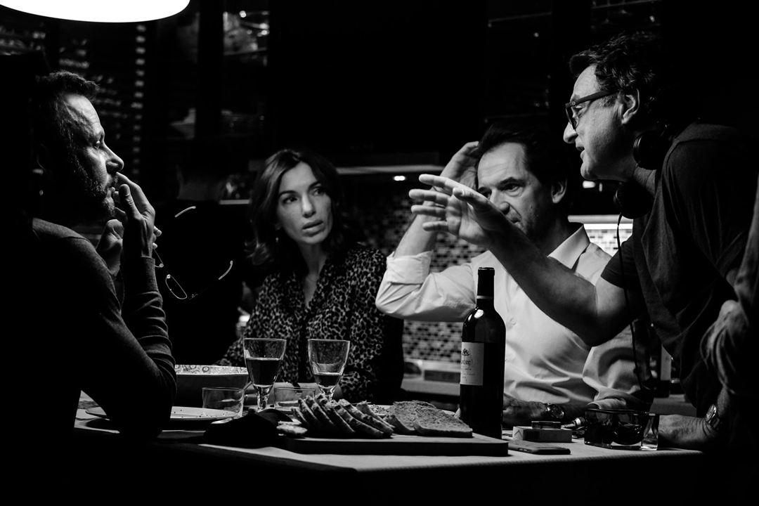 Cariño, yo soy tú : Foto Aure Atika, Bruno Chiche, Pierre-François Martin-Laval, Stéphane De Groodt