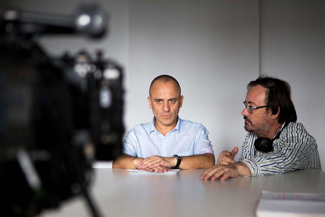El Autor : Foto Javier Gutiérrez, Manuel Martín Cuenca