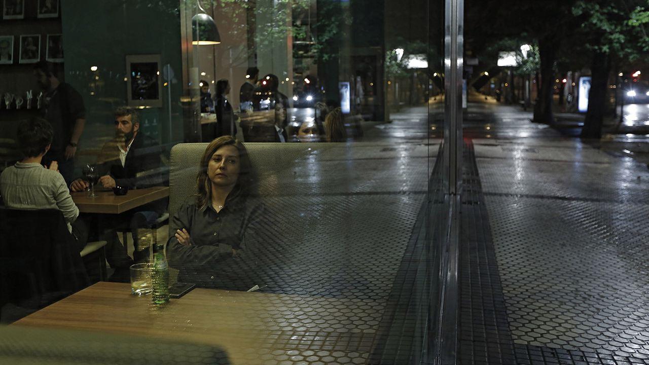 Morir: Marián Álvarez