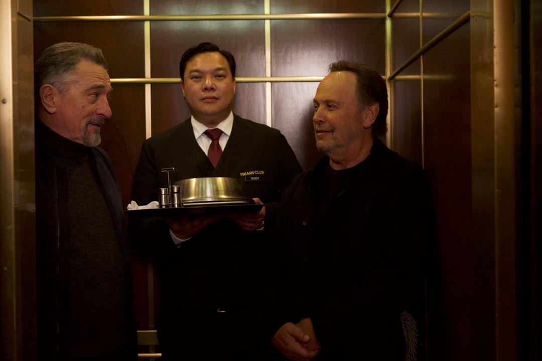 The Comedian : Foto Billy Crystal, Lyman Chen, Robert De Niro