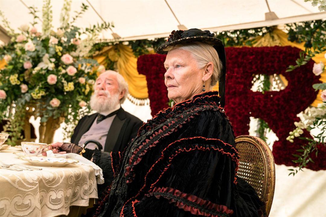 La reina Victoria y Abdul : Foto Judi Dench, Michael Gambon