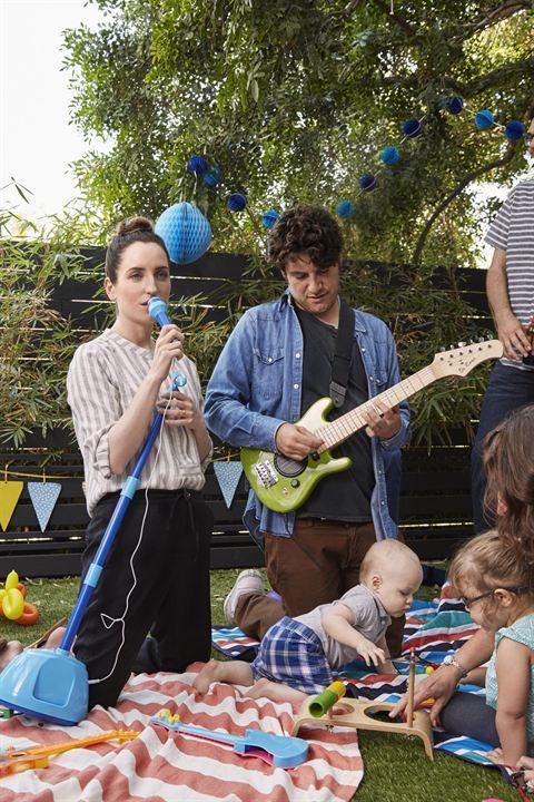 Band Aid : Foto Adam Pally, Zoe Lister-Jones