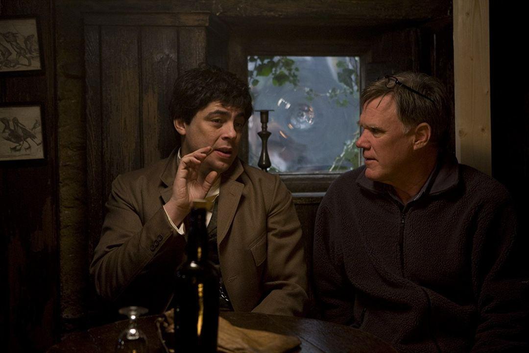 El hombre lobo: Joe Johnston, Benicio Del Toro